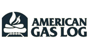 American Gas Logs Logo