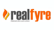Real Fire Logo